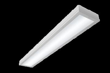Светодиодный светильник 1195х180х55мм со степенью защиты IP54