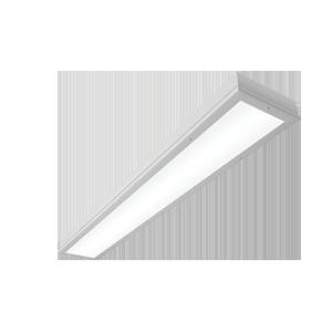 Светодиодный светильник 1195х180х55мм со степенью защиты IP54 аварийный
