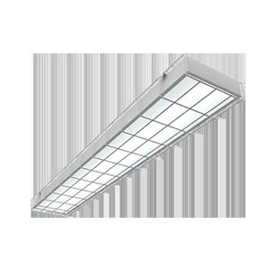 Светодиодный светильник 1195х200х65мм для спортивных помещений
