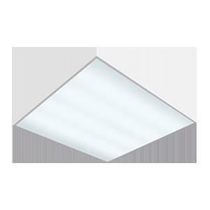 Светодиодный светильник 595х595х50мм