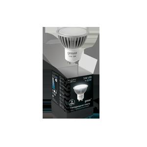 Светодиодная лампа gauss GU10 5W