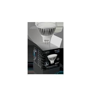 Светодиодная лампа gauss MR16 12V 5W