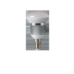 Светодиодная диммируемая зеркальная лампа gauss R50 5W