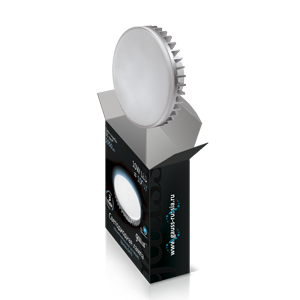 Светодиодная лампа gauss GX70 10W