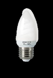 Декоративная лампа gauss свеча 9W