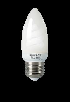 Декоративная лампа gauss свеча 13W