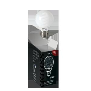 Декоративная лампа gauss шар 13W