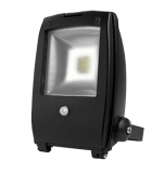 Светодиодный прожектор с датчиком движения