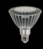 Светодиодная лампа для освещения гостиниц и торговых центров PAR38