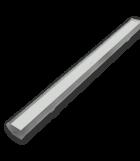 Светодиодный светильник «Айрон» промышленный 1215х105х61мм IP67 аварийный