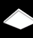 Светодиодный светильник 595х595х50мм накладной