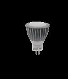 Светодиодная лампа gauss MR11 3W