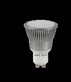 Светодиодная лампа gauss GU10 8W