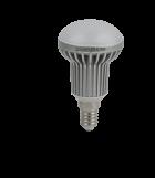 Светодиодная зеркальная лампа gauss R50 6.5W